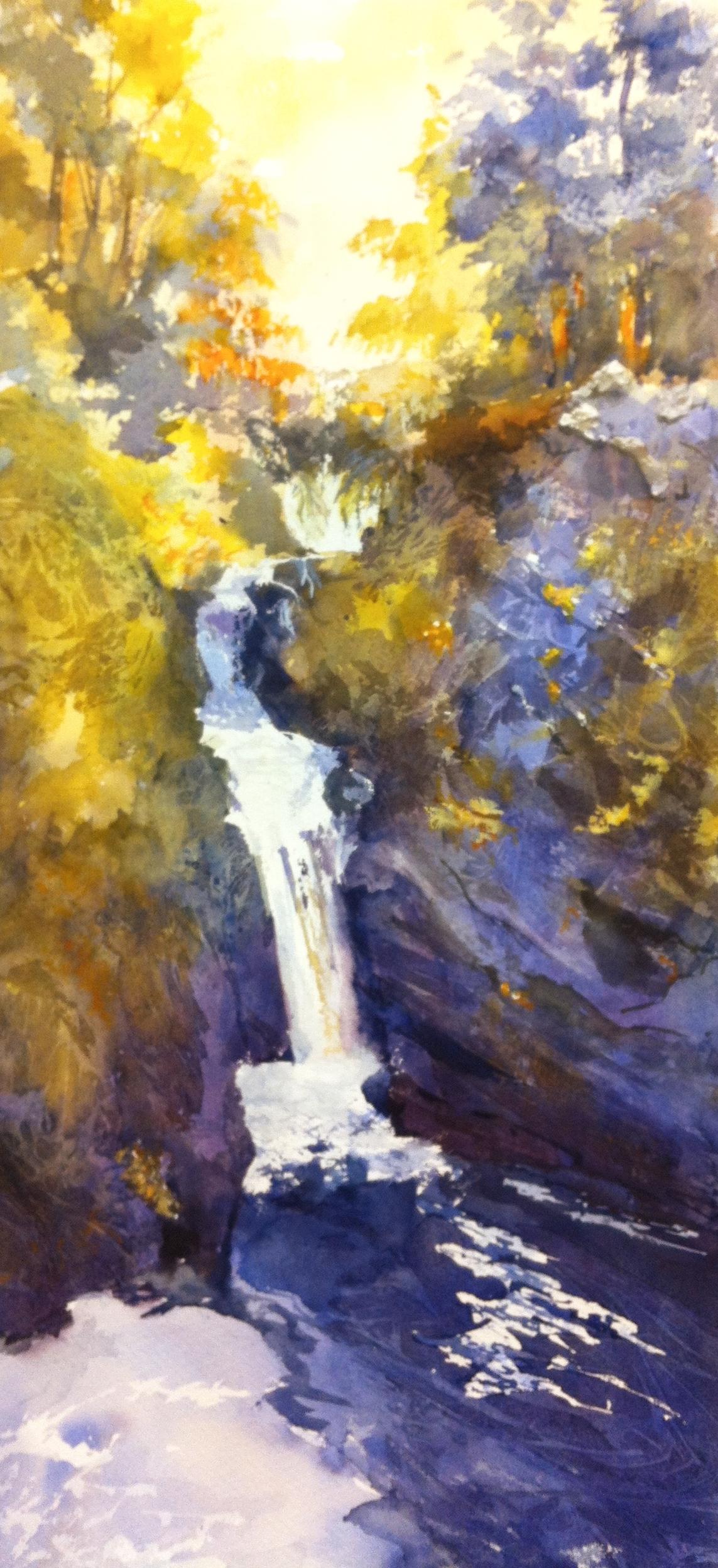 Falls of Bruer