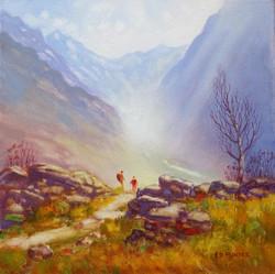 In the Lost Valley, Glencoe