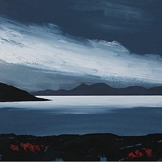 Storm light - Loch Erisort