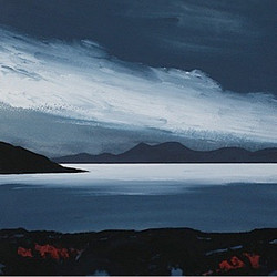 Storm light - Loch Erisort