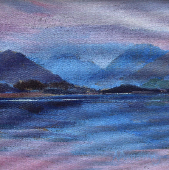 EVENING LIGHT, MORAR