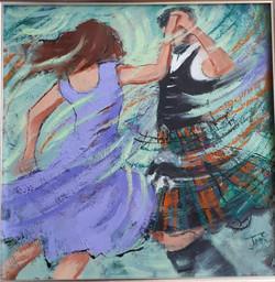 She Dances She Glances