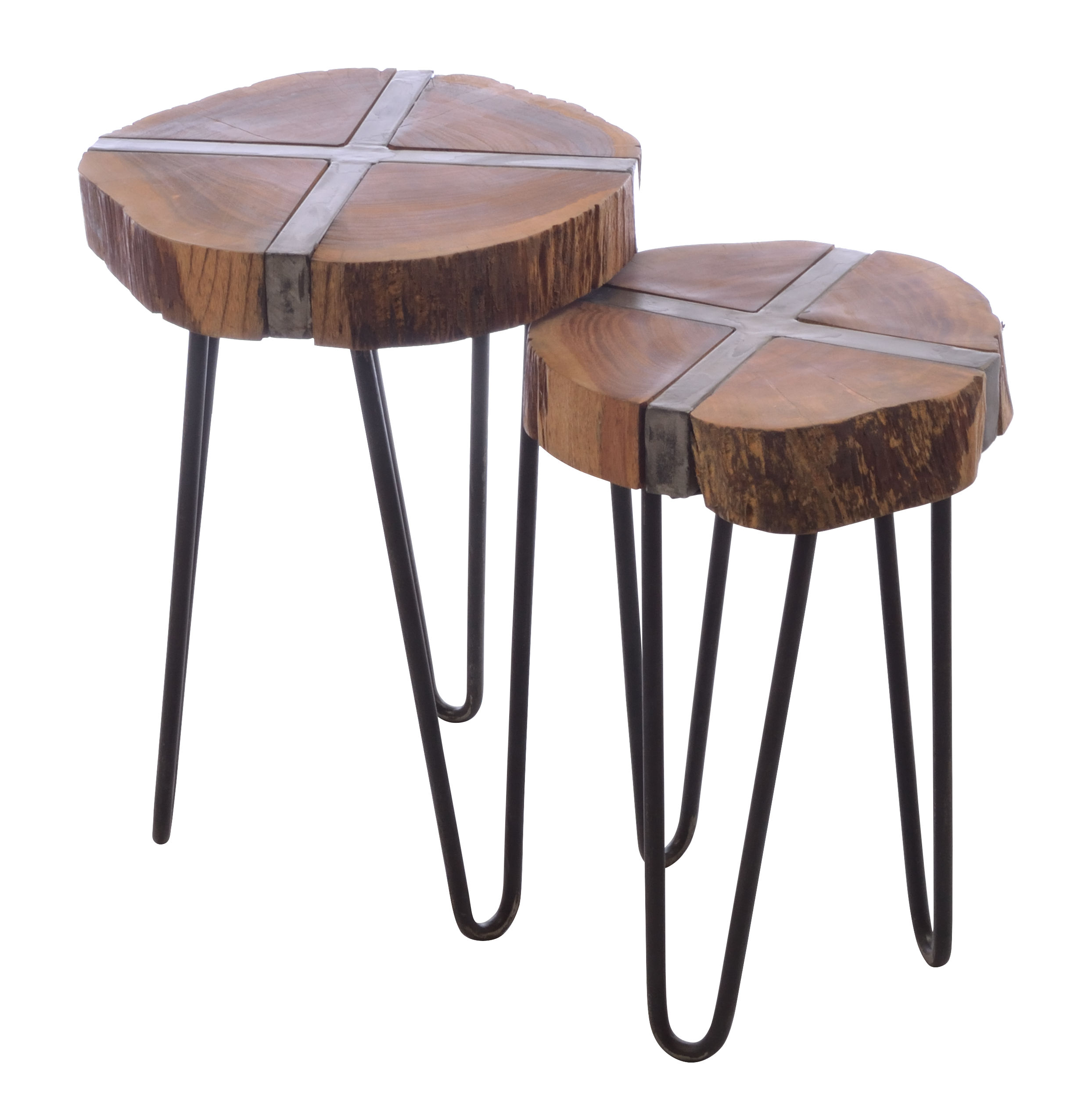 Old Empire Nest of Tables £159