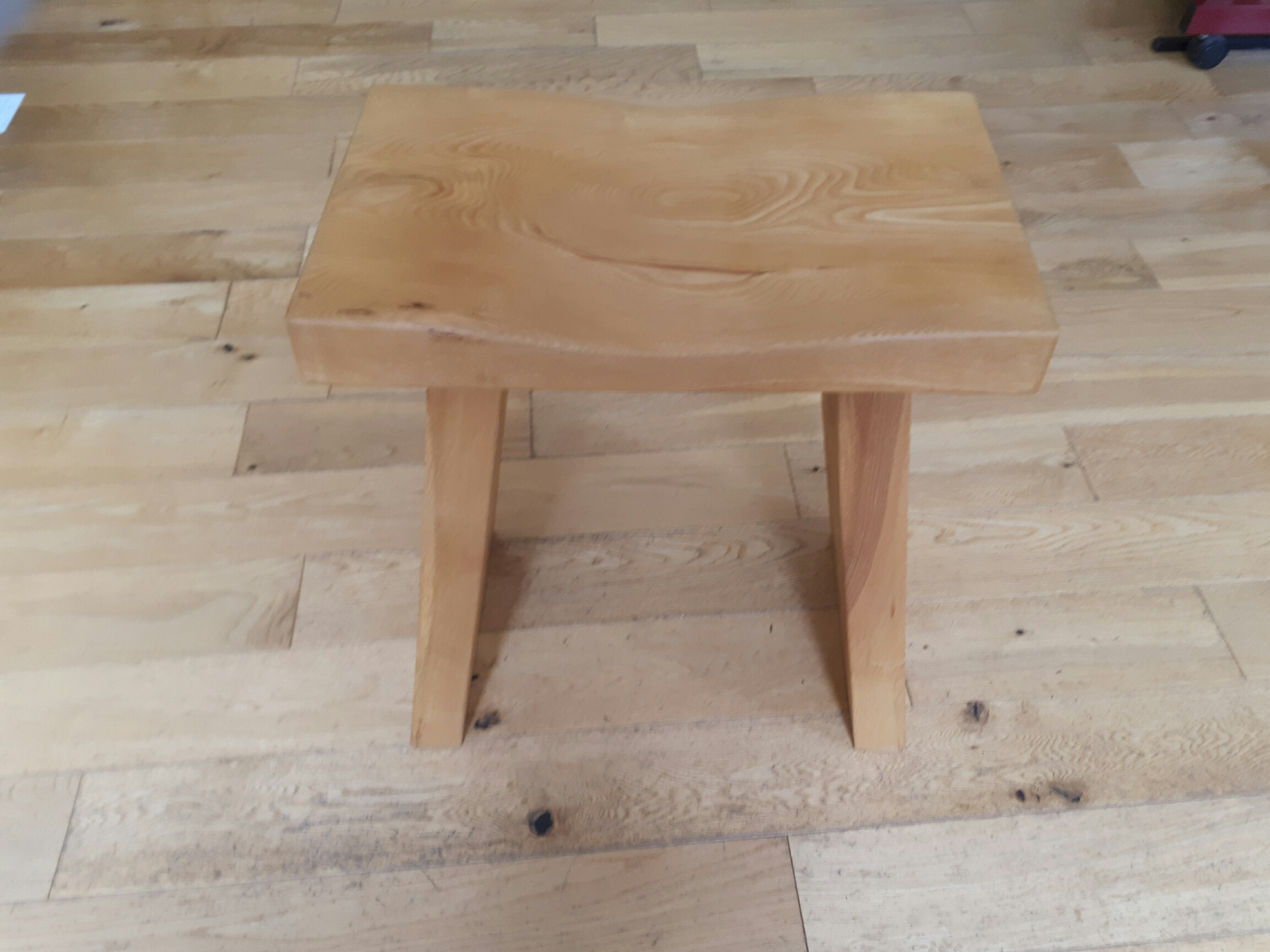 Stool in Ash