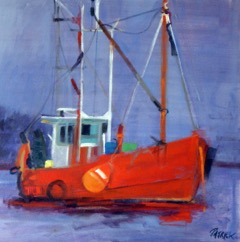 The Orange Trawler