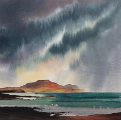 Winter light - Loch Dunvegan