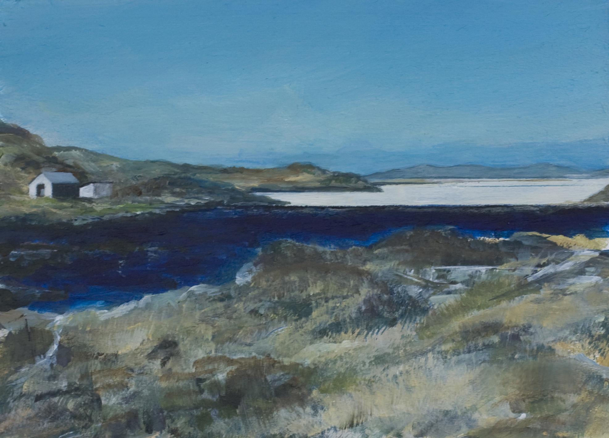 Dark Blue Water, Harris
