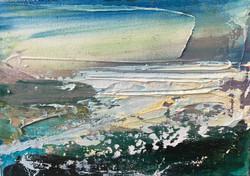 Brush Stroke Sea