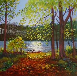 Autumnn Scene, Pitochry