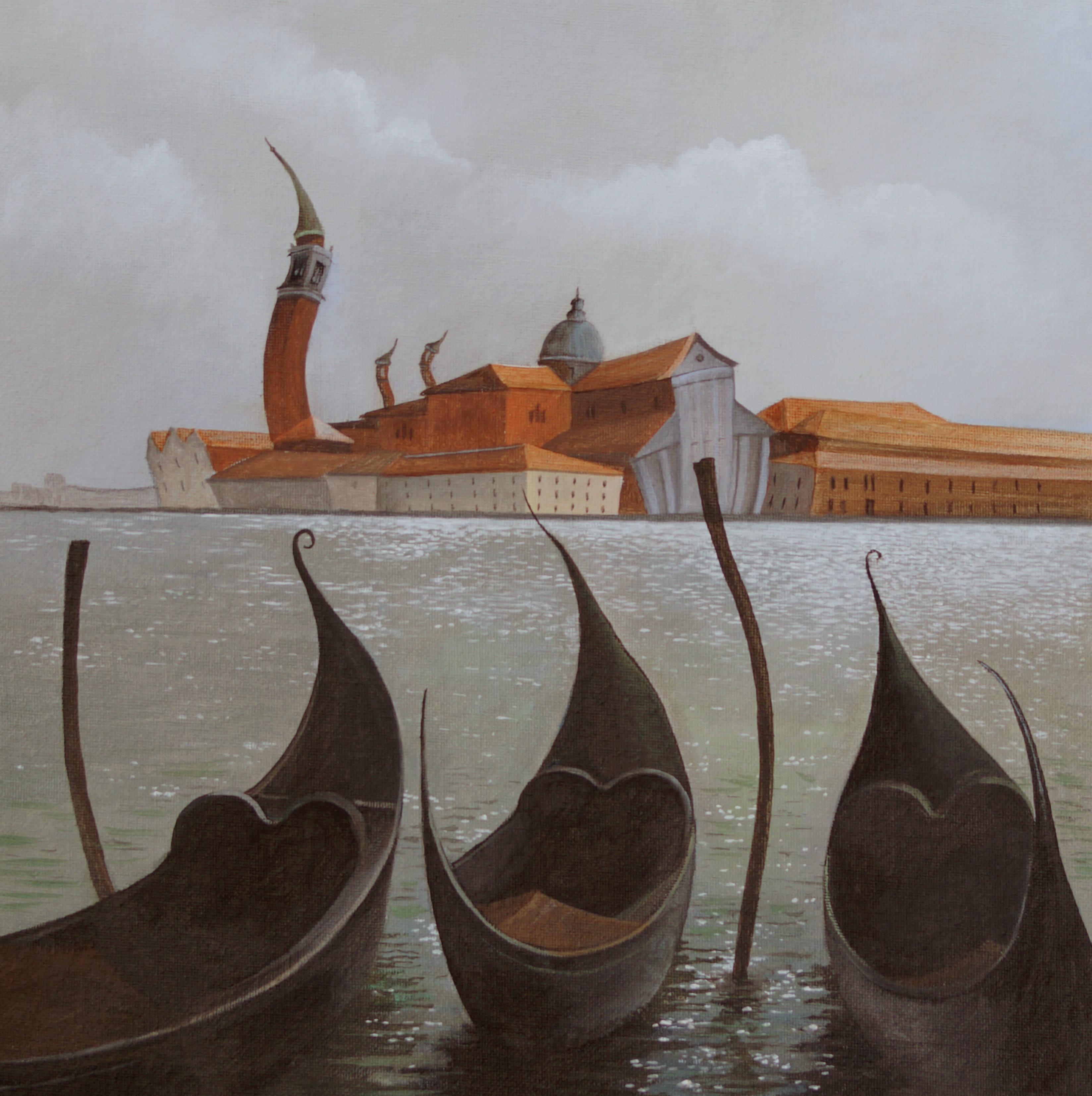 Grey Morning Venice