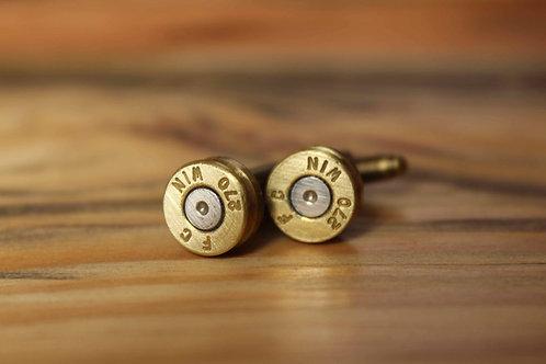 Bullet Cufflinks by Jamie Boult