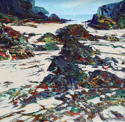 Shore Rocks, Harris