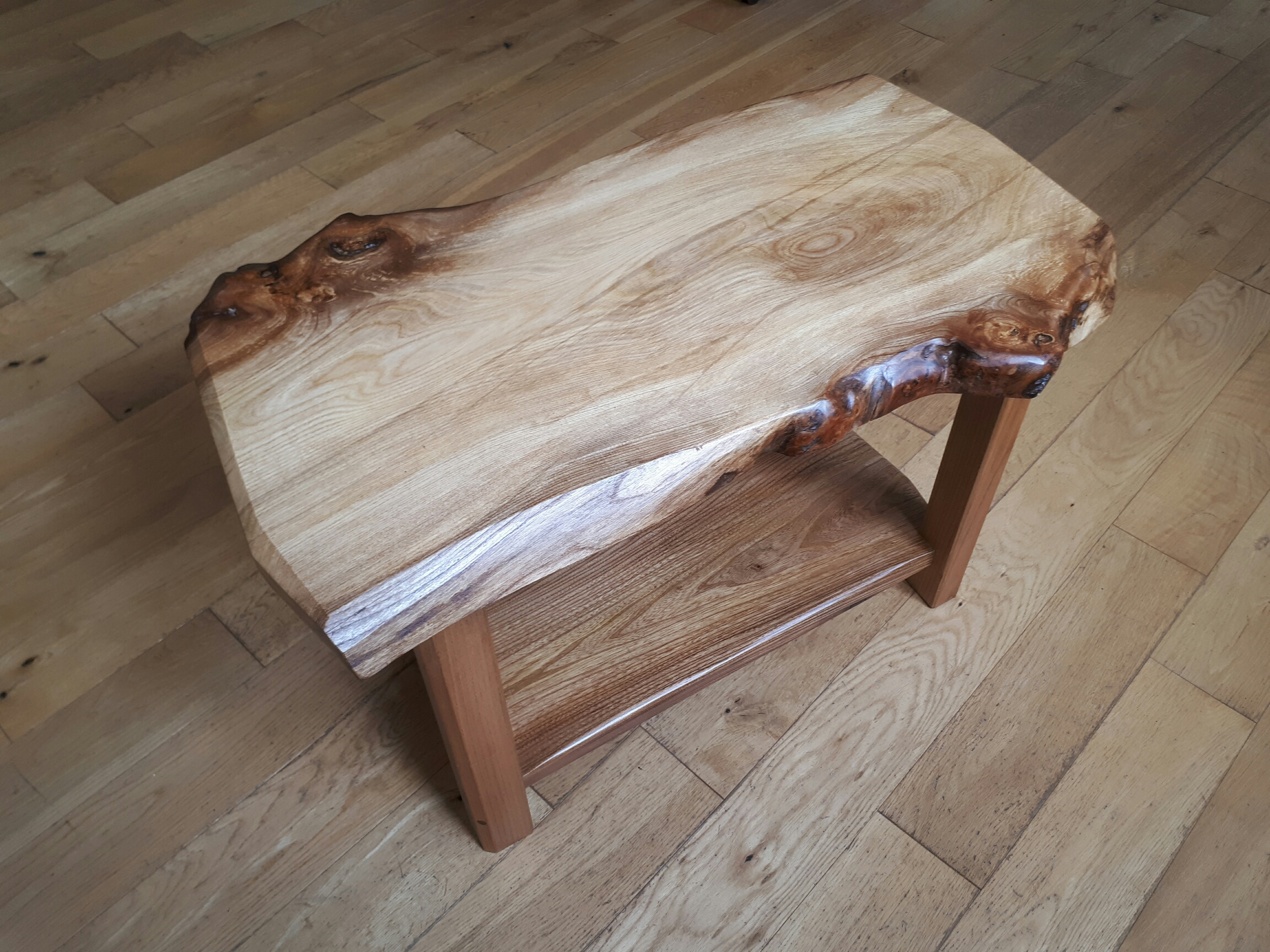 Small Table in Elm
