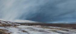 Blowing Wild on Rannoch Moor