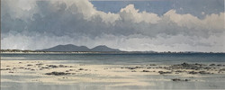 South Uist From Benbecula