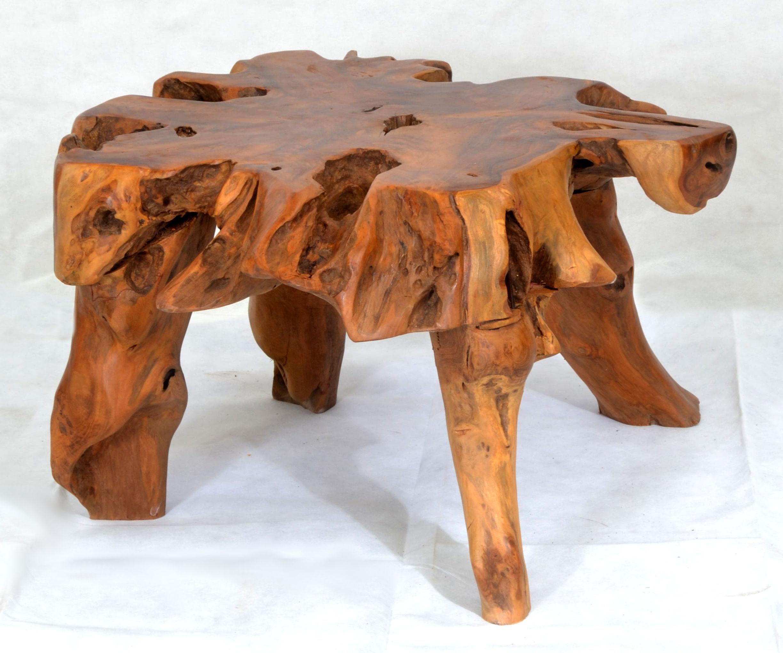Tree Root Coffee Table