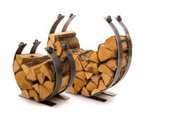 18 inch & Large Jacobean Log Ring