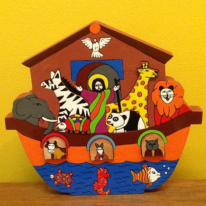 Noahs Art Puzzle
