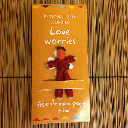 Love Worries Worry Doll