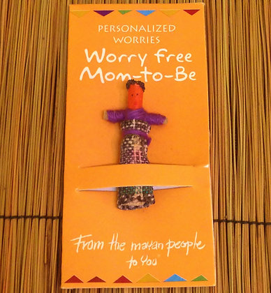 Mom-to-Be Worry Doll