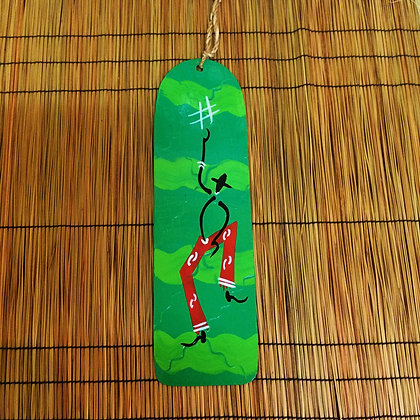 Tin Bookmark
