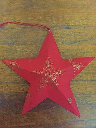 Papermache Star