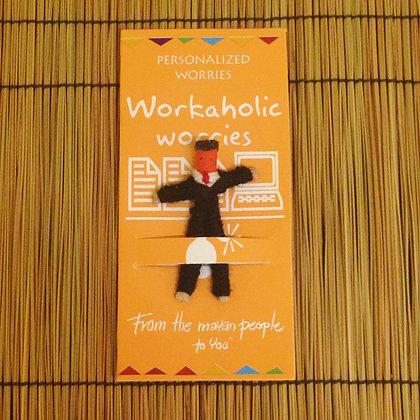 Workaholic Worry Dolls