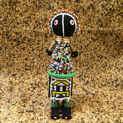Maiden Ndebele Doll