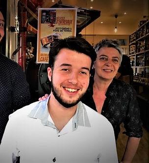 Equipe Café Maori à Nice