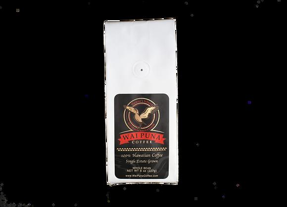 Peaberry, Puna Single Origin, Estate Coffee, Medium Roast