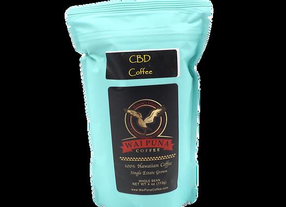 CBD Coffee, whole bean