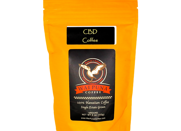 CBD Coffee, Ground