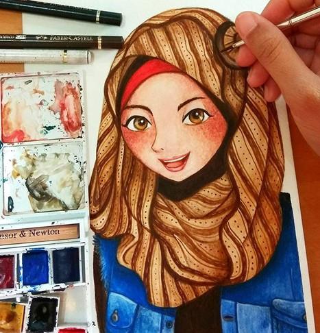 Done_. _Watercolor mix pencil color_.jpg