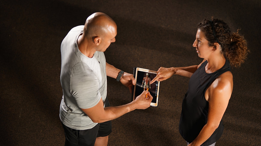 Zoom Fitness personal training