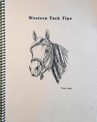 Western Tack Tips