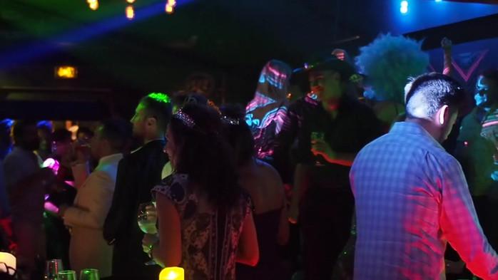 New Year's Eve Le Ti 2019 - vidéo