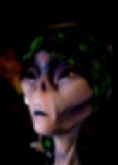 Curious Alien