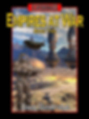 Cover Exodus: Empires ar War: Book 2
