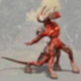 Alien Barbarian