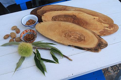 Zeytin Ağacı Sunum Tahtası