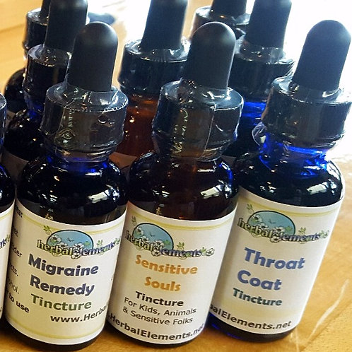 Sensitive Souls Tincture 2oz