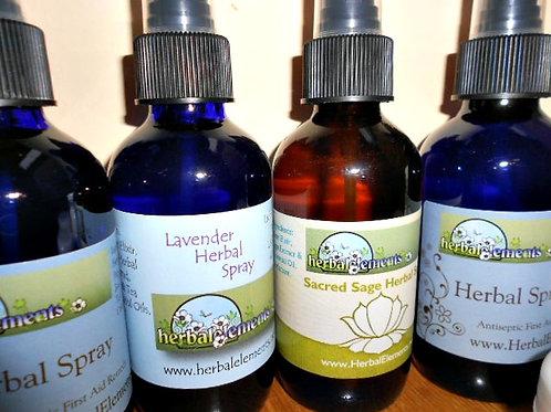 Herbal Rescue Herbal Spray 2oz