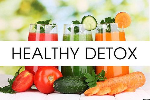 Natural Immunity Boosters & Detox Methods