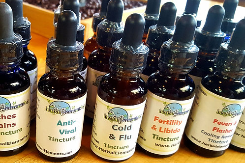 Anti-Viral Tincture 2oz