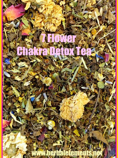 7 Flower Chakra Tea 2oz