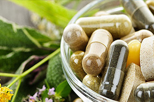 Herbal Supplements & Nutrition