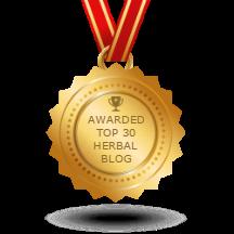 Herbal Elements, Top 30 Blogs
