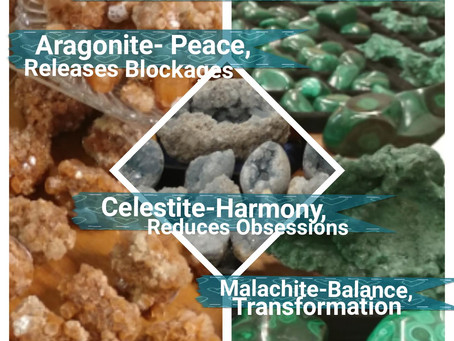 3 Crystals for 2019- New Year, New You!
