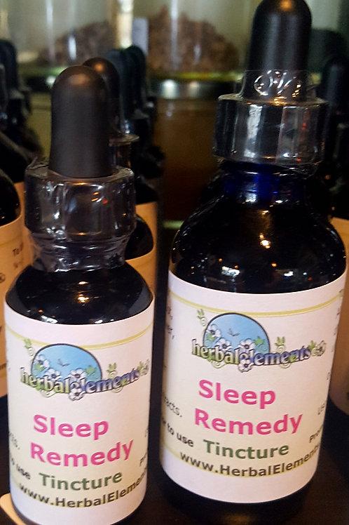 Sleep Remedy Tincture 2oz