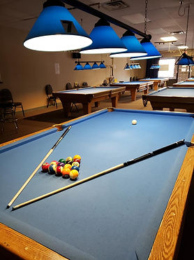 Windham Billiards, Shaws's Plaza, Windha